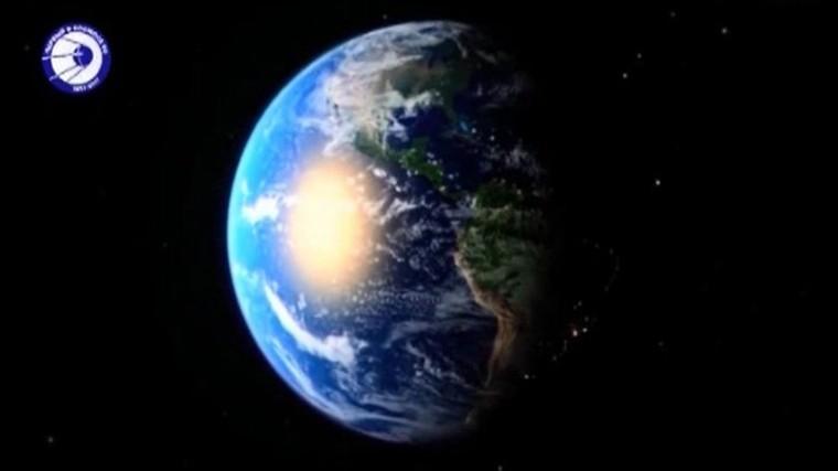 «Русский космос. Впереди планеты всей!»