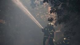 Пожар вказанском ТЦ«Порт» локализован