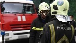Площадь пожара вторговом центре Казани увеличилась в10 раз