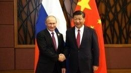 Путин, водка, СиЦзиньпин: как президент Россииотметил свой день рождения