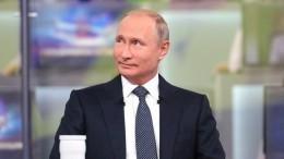 Президент России рассказал оразвитии космической отрасли