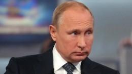Путин высказался об«убийстве» журналиста Бабченко и«расстрельном списке»
