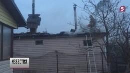 Пожар вНижнем Тагиле унес жизни пятерых человек