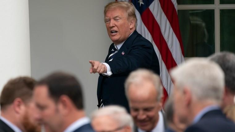 Большая семерка устала отТрампа, ножить без него неможет