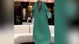«Шоу спризраками»— модный показ сдронами вСаудовской Аравии стал хитом всети