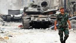 Последние очаги сопротивления ИГ* остались вподконтрольных США районах Сирии
