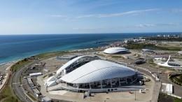 Жителей Сочи ждут выходные вдни проведения матчей чемпионата мира пофутболу