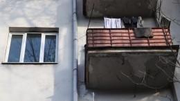 Два ребенка прыгнули сбалкона, спасаясь отпожара вЧелябинске