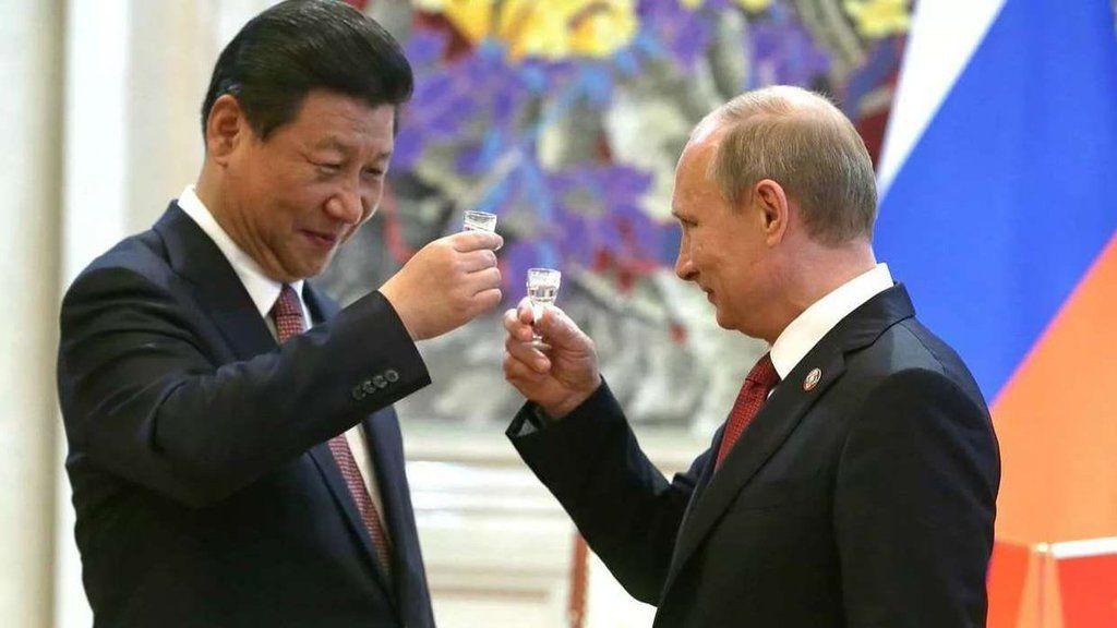 Русская банька для китайского Председателя идругие необычные подарки первых лиц