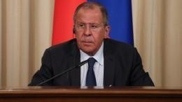 Лавров навстрече вБерлине потребует вернуть статус-кво вселах Донбасса