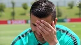 «Янэжнаю»— футболисты сборной Португалии штурмуют русский язык