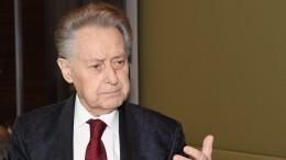 ВМоскве госпитализирован поэт Андрей Дементьев