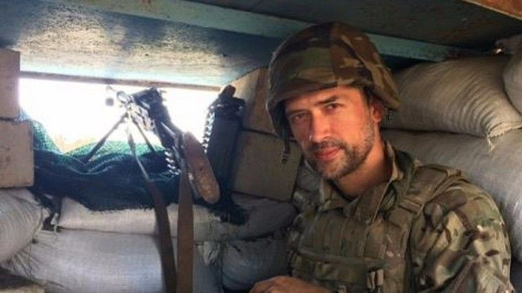 Актер Пашинин рассказал, почему стал карателем вДонбассе
