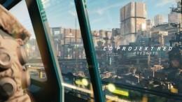 Создатели «Ведьмака» показали Cyberpunk 2077 навидео