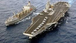 Авианосная группа США вернулась вСредиземное море