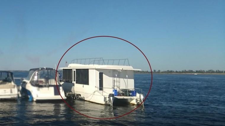Капитан катамарана, затонувшего наВолге, был пьян