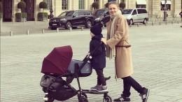 Оксана Акиньшина оставила старшего сына сбабушкой исбежала вШвейцарию