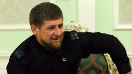 Кадыров пригласилСлепакова вЧечню «записать новый трек»