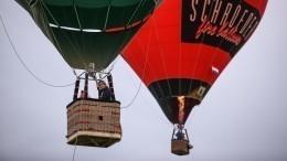 ВВеликих Луках десятки воздушных шаров взмыли внебо— репортаж
