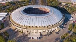 Прямая трансляция: болельщики собираются настадионе Лужники