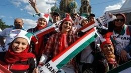 15июня вПетербурге пройдет матч Марокко— Иран