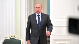 Путин так инепосмотрел «Дело Собчака»