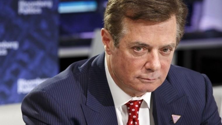 Экс-главу избирательного штаба Трампа взяли под стражу