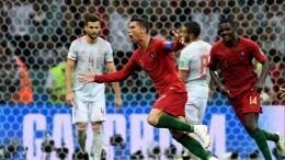 Роналду «тащит»: португалецпризнан лучшим игроком пиренейского дерби