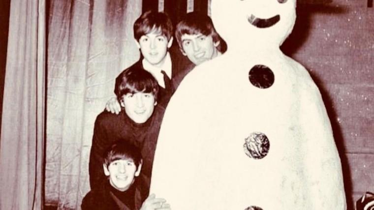 Японец досамой смерти хранил60 неизвестных фотографий The Beatlеs