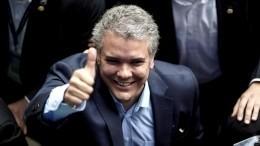 Иван Дуке победил напрезидентских выборах вКолумбии