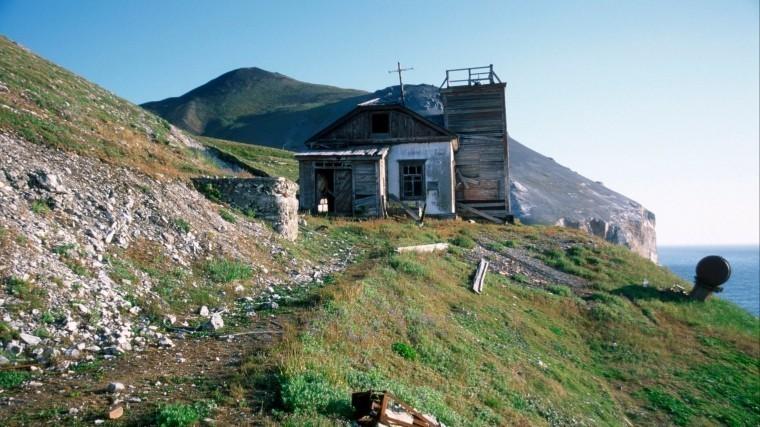 Эскимосский поселок наЧукотке может попасть всписок наследия ЮНЕСКО