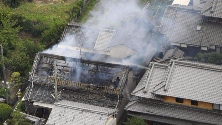 Число пострадавших при землетрясении вЯпонии увеличилось до360 человек