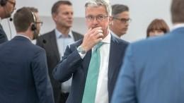 Арест главы концерна Руперта Штадлера может обрушить продажи автомобилей Audi