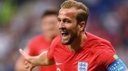 Англия вырвала победу напоследних минутах матча сТунисом
