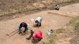 ВКрыму при строительстве трассы «Таврида» обнаружены древние сокровища