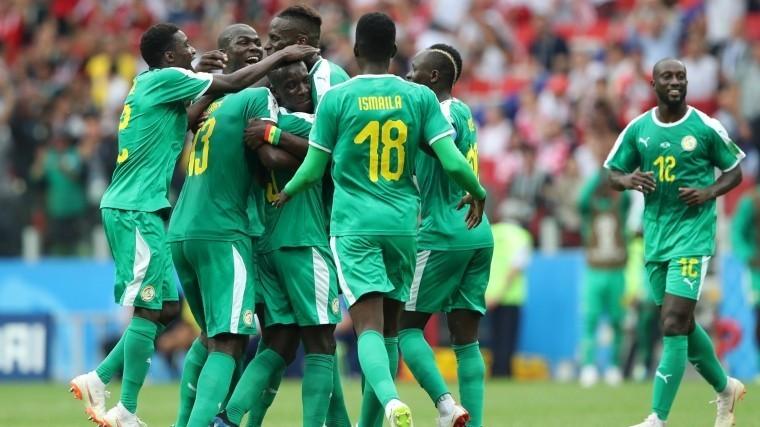 Сборная Сенегала одолела Польшу настадионе «Спартак»