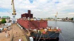 На«Балтийском заводе» построят атомный ледокол «Лидер» иновый боевой корабль