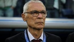 Тренер сборной Египта может уйти вотставку
