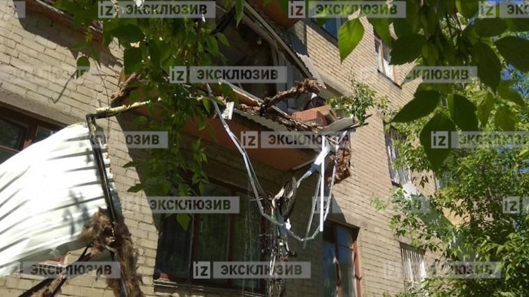 Два человека пострадали при взрыве газа вжилом доме вЧелябинске