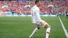 Спасибо Роналду: Португалия обыграла Марокко наЧМ