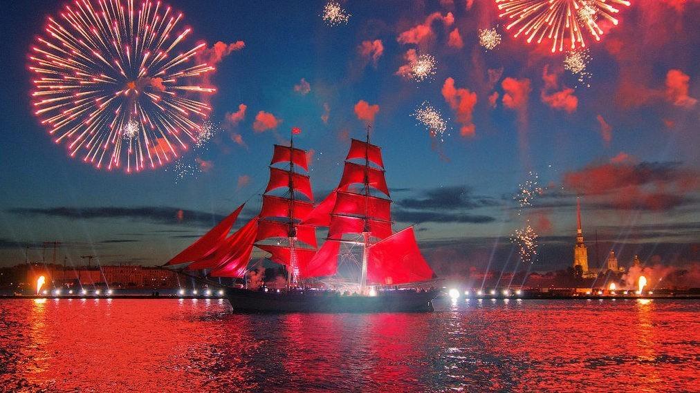 «Алые паруса»— самая звездная сцена страны