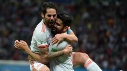 Иран уступил Испании вматче ЧМ-2018 на«Казань-Арене»