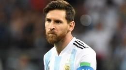Забьетли Месси? —прямая трансляция матча Аргентина-Хорватия наЧМ-2018