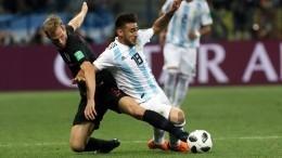 Решается судьба одного изфаворитов мундиаля— сборной Аргентины