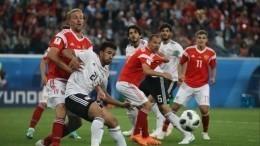 Египетская «сила»! Уступив наполе, Египет обжалуют итоги игры сРоссией вФИФА
