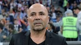 Сборная Аргентины устроилабунт против главного тренера Хорхе Сампаоли