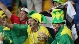 «Messi, ciao!»— бразильские болельщики радуются избавлению отконкурента наЧМ