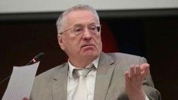 «Укус комара»— Жириновский рассказал, что думает осанкциях Украины