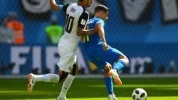 Без голов— бразильцы несмогли забить Коста-Рике впервом тайме