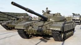Польша хочет вернуть вармиютанки Т-72